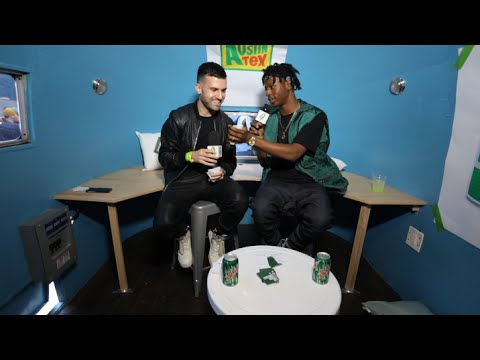 """A-Trak, Joey Bada$$, P-Rod and More Play """"Eat Your Greens"""" At Green Label Live: SXSW"""