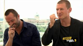 Strike Back Season 3: How to Fight Naked While on Fire (Cinemax)