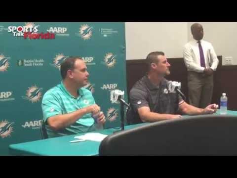 Dolphins Announce Dan Campbell As Interim Head Coach