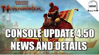 PS4- Neverwinter New Update For Console! Swords Of Chult
