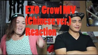 EXO - Growl MV (Chinese ver.) Reaction JREKML