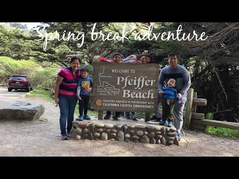 2018 Big Sur Adventure