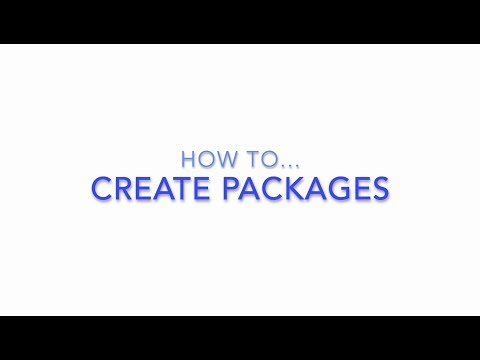 Packages - HireHop Equipment Rental Software