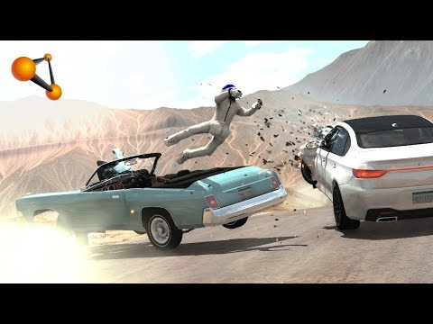 BeamNG.Drive - Crash Compilation #19