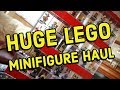 Huge LEGO Minifigure Haul. Tell me what to do with the Fake Minifigures!