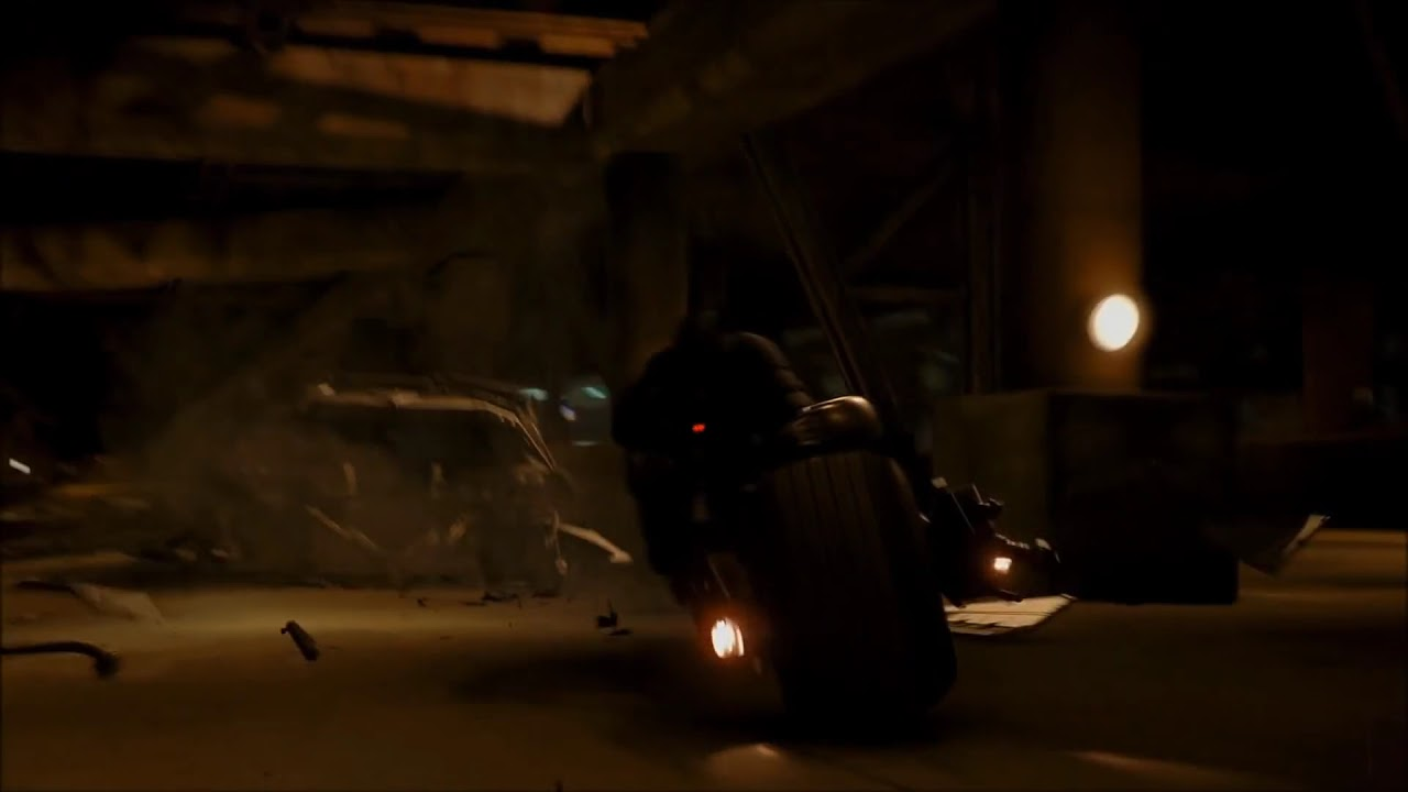 Bike And Car Wallpaper Batpod Ejection In The Dark Knight Youtube