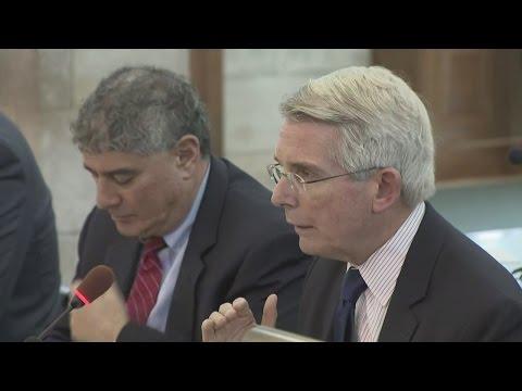 Amtrak Officials Talk With NJ Legislators