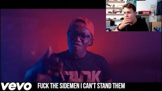 Deji - Sidemen Diss Track (Official Music Video) - REACTION