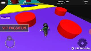 (Roblox)escape do ipod■□