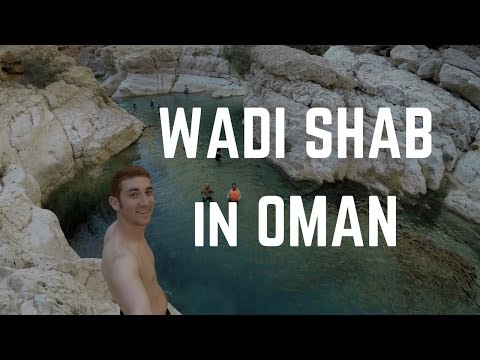 Wadi Shab - The Hidden Wonder of Oman