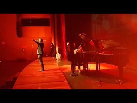 Varela fai cantar ao público na III Gala do Deporte de Vilalba