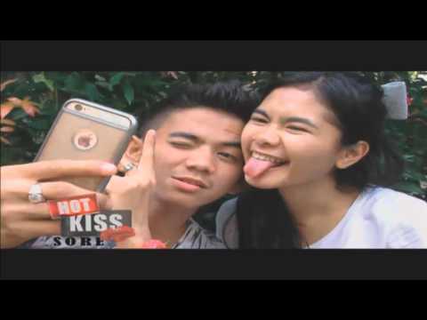 Hot Kiss Sore - Pacaran Ala Rizki - Lesti Dan Ridho - Salsa 17/09/2015