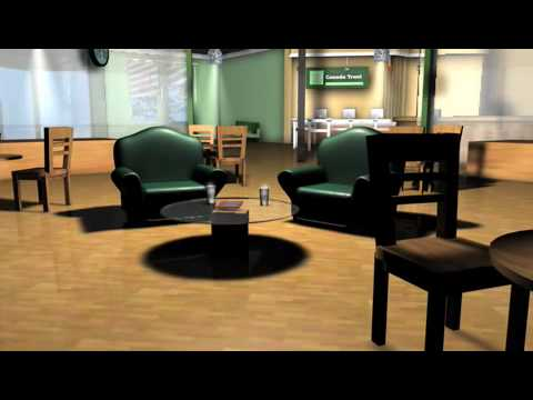TD Bank: The Future Of Banking With The TD Green Chair Ritual (Ash-Ideas).