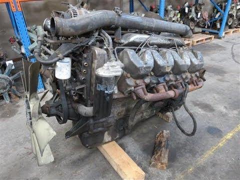 Капитальный ремонт Двигателя Scania 144 DSC 1415 1413 Переборка Восстановление Гарантия Скания