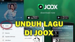 cara download lagu di joox