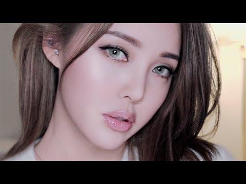 Ash Glow Makeup (With sub) 애쉬 글�� 메��업