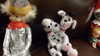 Elf on the Shelf: Max and the two headed dog