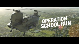 Argos Tv Advert - Operation School Run