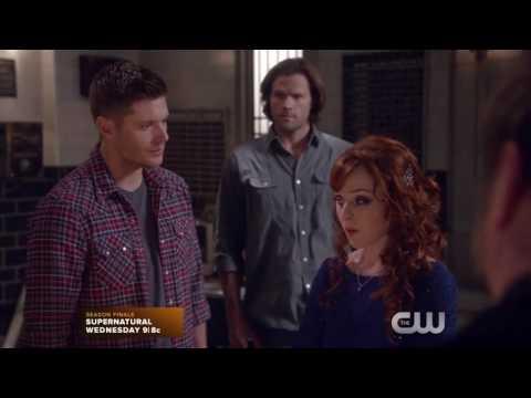 Supernatural 11x23   'Alpha and Omega' HD Season Finale