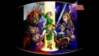 Legend of Zelda: Ocarina of Time OST -- Get Spiritual Stone (Extended)