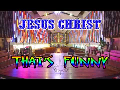 Jesus Christ - That's Funny! - Episode #35 : Starbucks, Mint Julep Mosquitos, and the Ottoman Empire