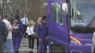 LSU heads to New Orleans for CFP Championship