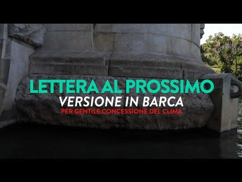 Lettera al prossimo (barca version) - Eugenio in Via Di Gioia