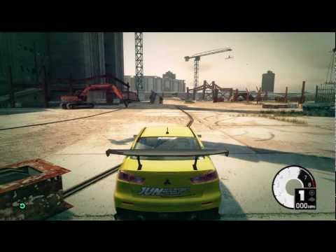 Dirt 3: Powerstation (Zone 3) - Missions Guide - 100%