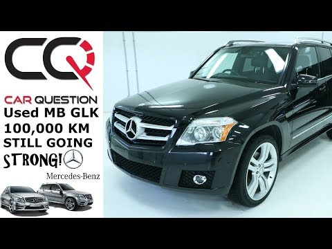 Mercedes-Benz GLK 350 4Matic | 100,000 KM and still like NEW! | Used Car Review