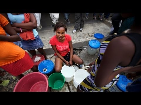 Water In The Time Of Cholera: Haiti's Most Urgent Health Problem