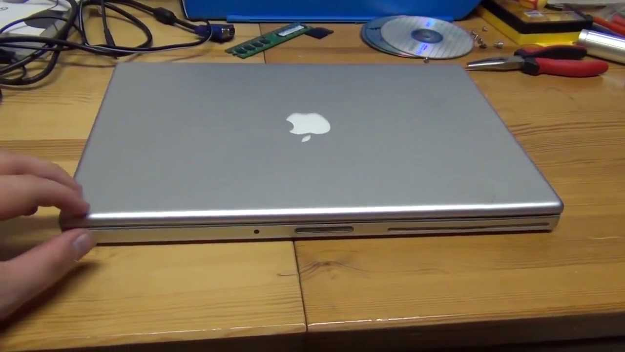 """Review: 15"""" MacBook Pro (Late 2006) aka """"BustBook Pro ..."""