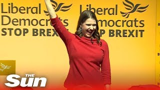 Lib Dems elect Jo Swinson as leader