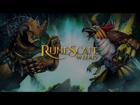 Runescape Weekly Podcast Live! #RSDevQA Edition
