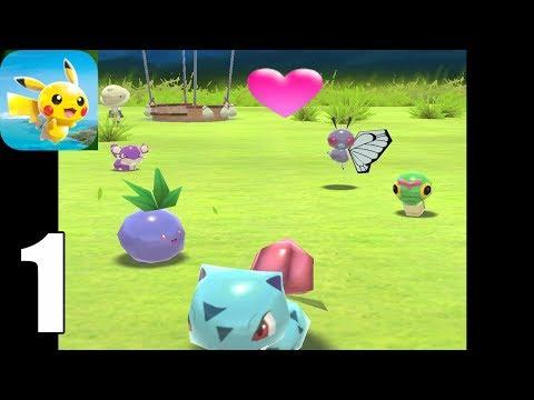 Pokemon Rumble Rush ( IOS / Androi ) Gameplay #1 - Trailer
