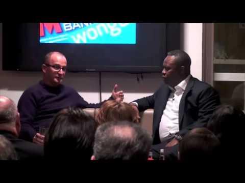 Errol Damelin lets Renè Carayol into Wonga's recruitment secrets