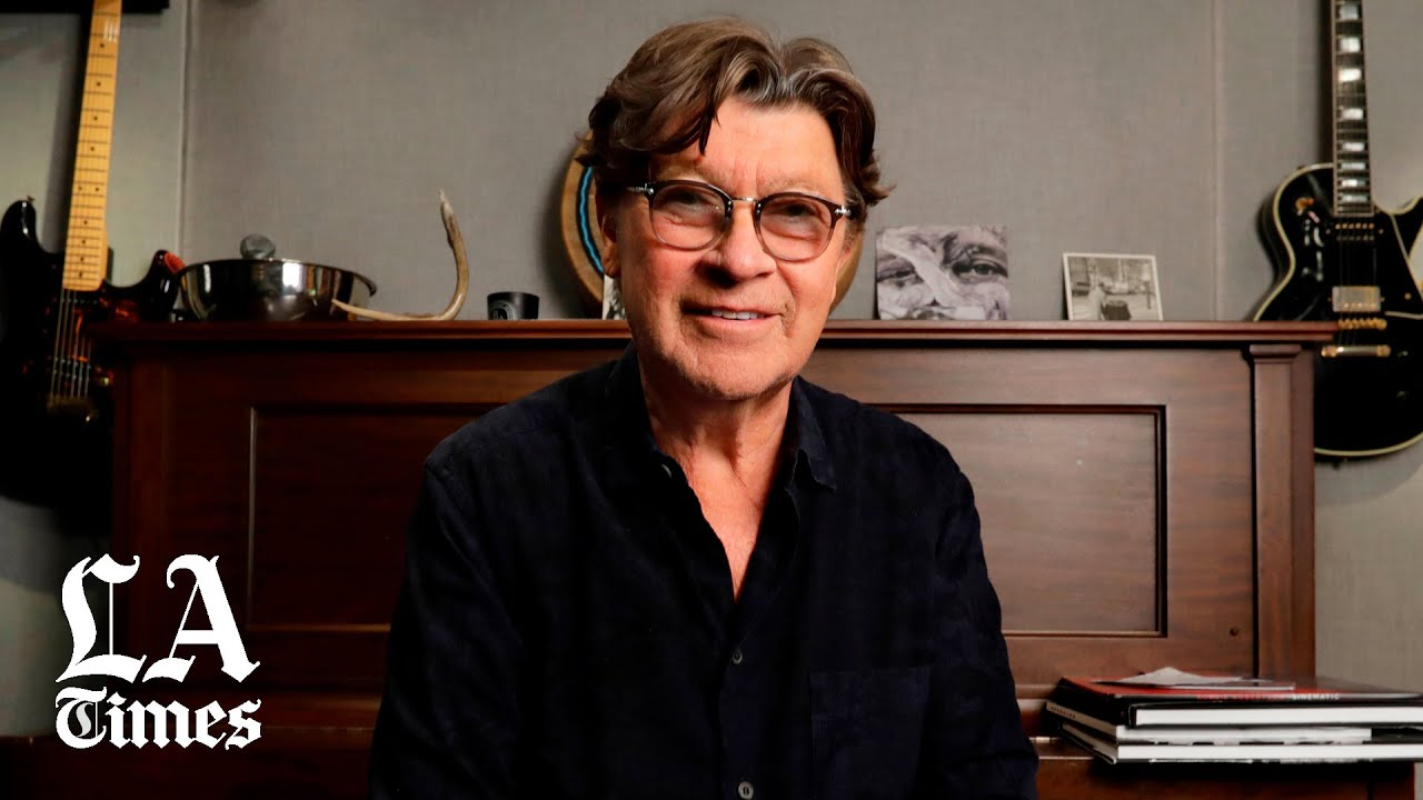 Download Three songs that Robbie Robertson will never forget