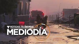Noticias Telemundo Mediodía, 11 de octubre 2019 | Noticias Telemundo