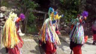 La danza de los diablos en Chichihualco