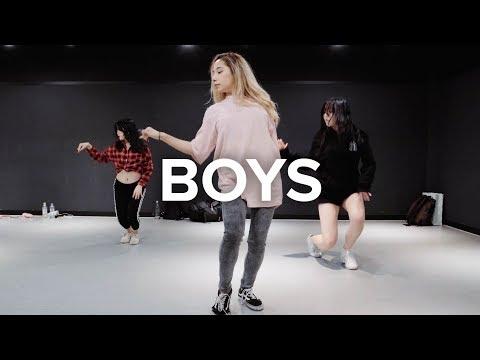 Boys - Charli XCX / Beginners Class
