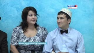 Татарская свадьба: танцы на блюде и море сладостей