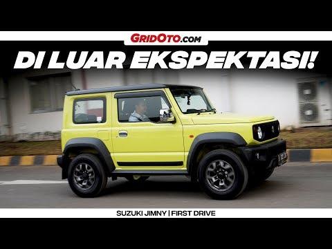 Nyobain Suzuki Jimny Baru | First Drive | GridOto