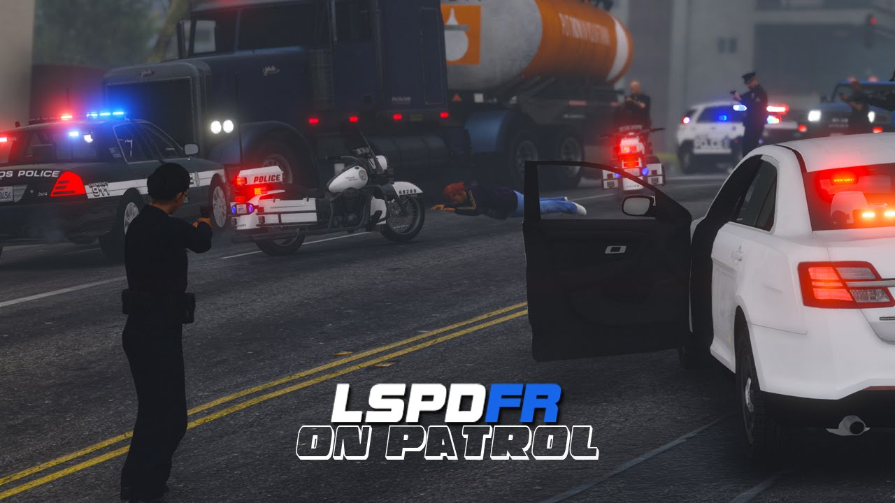 LSPDFR – Day 224 – Stolen Tanker | Automobile - How To Guide