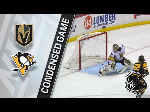 02/06/18 Condensed Game: Golden Knights @ Penguins