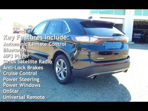 2017 Ford Edge Titanium AWD for sale in Angola, IN