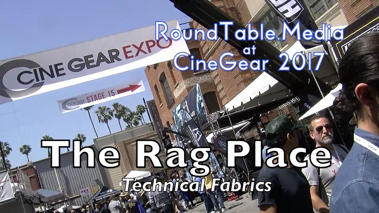 CineGear'17 The Rag Place