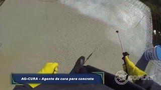 AG•CURA PAREDE DE CONCRETO – Agente de cura para concreto