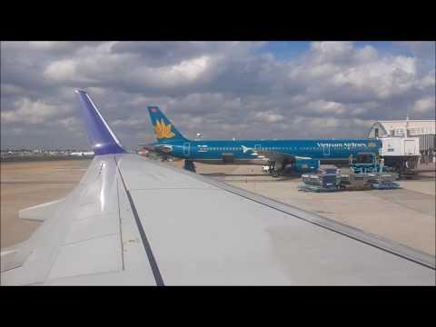 Malindo Air B737-8GP Experience   Jakarta(CGK) - Kuala Lumpur(KUL) - Ho Chi Minh City(SGN)