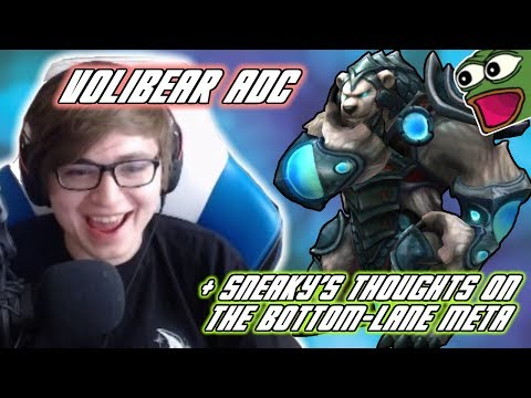 Trying Volibear ADC (+ Thoughts & Impression on the New Bot-Lane Meta)