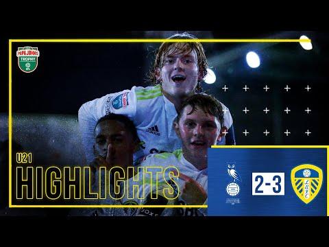Summary: Oldham Athletic 2-3 Leeds United U21 |  Whites beat five-goal clash |  Papa John's Trophy