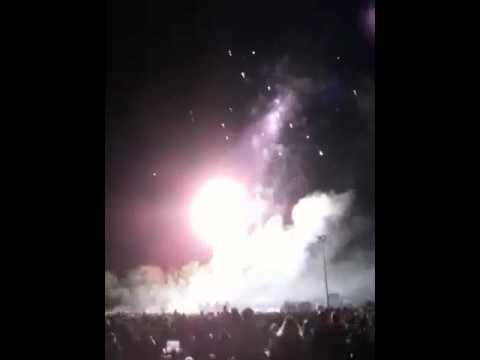 Fireworks In Hopewell